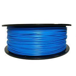 Filament for 3D, ABS, 1.75 mm, 1 kg, blue