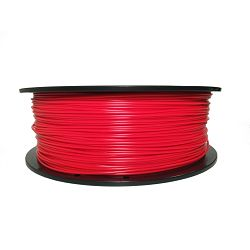 Filament for 3D, ABS, 1.75 mm, 1 kg, red