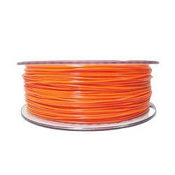 Filament for 3D, PET-G, 1.75 mm, 1 kg, orange dark