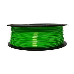 Filament for 3D, PLA, 1.75 mm, 1 kg, green