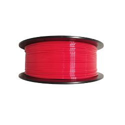 Filament for 3D, PLA, 1.75 mm, 1 kg, red