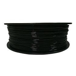 Filament for 3D, TPU, 1.75 mm, 1 kg, black