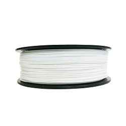 Filament for 3D, TPU, 1.75 mm, 1 kg, white