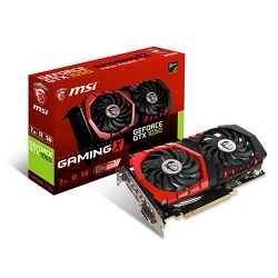 Grafička kartica MSI GF GTX 1050 Gaming X, 2GB GDDR5, DX12