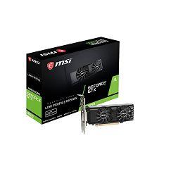 MSI GF GTX 1650, 4GB GDDR5, LowProfile