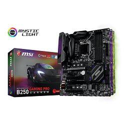 Matična ploča MSI B250 Gaming Pro Carbon, LGA1151