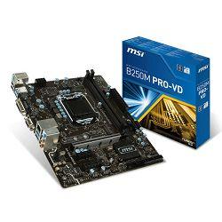 Matična ploča MSI B250M PRO-VD, LGA1151