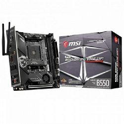 Matična ploča Matična ploča MSI B550I Gaming Edge WiFi, AM4, ITX