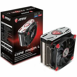 MSI Core Frozr L 120mm Hydro-Dynamic Bearing CPU Cooling