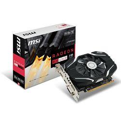 Grafička kartica MSI RX 460 2G OC, 2GB GDDR5, DX12