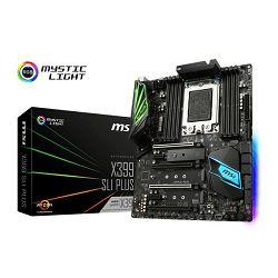 Matična ploča MSI X399 SLI Plus, TR4