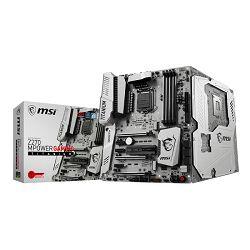 Matična ploča MSI Z270 MPOWER Gaming Titanium, s.1151
