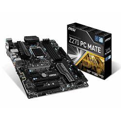 Matična ploča MSI Z270 PC MATE, LGA1151