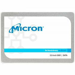 "SSD Micron 1300 256GB SATA  2.5"" 7mm, SATA 6 Gbit/s, Read/Write: 530 MB/s / 520 MB/s, Random Read/Write IOPS 58K/87K TBW 180"