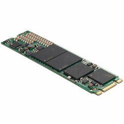 SSD Micron 1100 256GB, M.2, SATA 6 Gbit/s, Read/Write: 530 MB/s / 500 MB/s, Random Read/Write IOPS 55K/83K