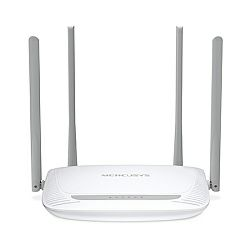 Mercusys bežični N usmjerivač (Router) 300Mbps (2.4GHz), 802.11n/g/b, 1×WAN , 4×LAN, 4×fiksna antena