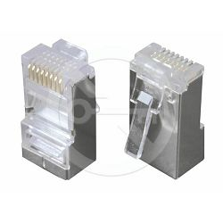 Solarix Solarix Conector STP RJ45 Cat6 shielded