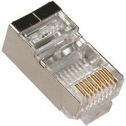 MasterLan conector STP RJ45, Cat.5e