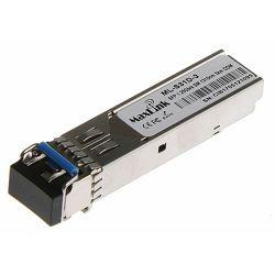 MaxLink 1.25G SFP optical HP module, SM, 1310nm, 3km, 2x LC connector, DDM, HP compatible