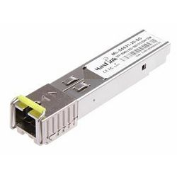 MaxLink SFP optical module WDM TX1550, 20km, SC