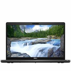Laptop DELL Latitude 5500 BTX 15.6in FHD WVA(1920x1080), Intel Core i7-8665U(4 Core,8MB,1.9GHz,15W, vPro-Capable), 16GB (1x16GB) DDR4 Non-ECC, M.2 512GB PCIe NVMe, Intel UHD 620, Win10Pro