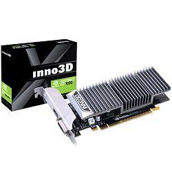 Grafička kartica Inno3D GeForce GT 1030 GDDR5 2GB/64bit, 1227MHz/1468-boost, 6008 MHz , PCI-E 3.0 x16, HDMI, DVI-D, Passive, Retail