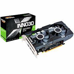 Grafička kartica Inno3D Nvidia GeForce GTX 1650 X2 OC, 4GB GDDR5, 128 bit, HDMI, 2x DP