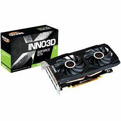 Grafička kartica GeForce GTX 1660 GAMING OC X2, 6GB GDDR5, 3xDP+HDMI