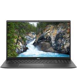 DELL Vostro 5502 15.6in FHD (1920 x 1080), Intel Core i7-1165G7 (12MB Cache, up to 4.7 GHz), 16GB (1x16GB) DDR4 3200MHz, 512GB M.2 PCIe NVMe, NVIDIA MX330 2GB, WiFi, BT, Backlit kb, Linux, Grey, 3Y