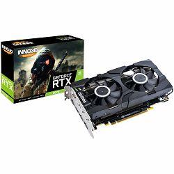 INNO3D Video Card NVidia GEFORCE RTX 2070 TWIN X2