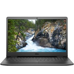 DELL Vostro 3500 15.6in FHD (1920 x 1080), Intel Core i3-1115G4 (6MB Cache, up to 4.1 GHz), 8GB (1x8GB) DDR4, 2666MHz, 256GB M.2 PCIe NVMe, Intel UHD, WIFI, BT, Black, Win10Pro, 3Y
