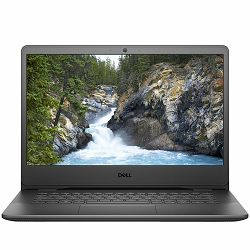 Laptop DELL Vostro Notebook 3400 14.0in FHD (1920 x 1080), Intel Core i5-1135G7 (8MB Cache, up to 4.2 GHz), 8GB (8Gx1) DDR4 2666MHz, 512GB M.2 PCIe NVMe, Intel Iris Xe, WiFi, BT, HDMI, 2xUSB 3.2