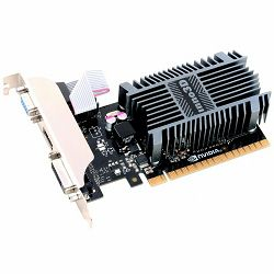 Grafička kartica Inno3D Video Card GeForce GT710 2GB SDDR3 64-bit 954 1600 DVI+VGA+HDMI Heatsink