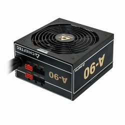 Napajanje 550W, CHIEFTEC A-90 Series, GDP-550C, ATX v2.3, 140mm vent, PFC, modularno, 80+ Gold