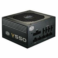 Napajanje 550W, COOLERMASTER V Series V550, ATX V2.31, 120mm vent, 80+ Gold, modularno