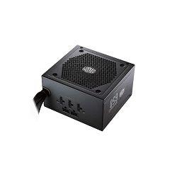 Napajanje 650W, COOLERMASTER MasterWatt 650, MPX-6501-AMAAB-EU, ATX v2.4, 120mm vent., PFC, 80+ Bronze, modularno