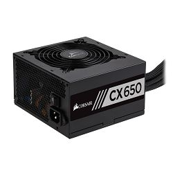 Napajanje Corsair PSU Builder Series CX650, 650 Watt Power Supply, EU Version
