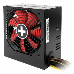 Napajanje Xilence 500W RedWing R7 Edition, ATX 2.3.1, pasivan PFC, 1×PCIe, 4×SATA, 20+4-pina, 120mm ventilator, crno