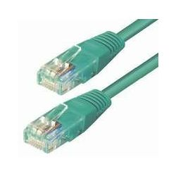 #49 NaviaTec cat5e UTP 1m green