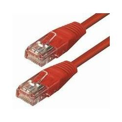 #52 NaviaTec cat5e UTP 1m red