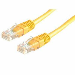 NaviaTec Cat6 UTP 15m yellow