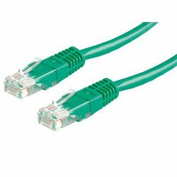 NaviaTec Cat6 UTP 1m green