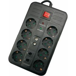 NaviaTec MS009, 8 Outlet Surge Protector,