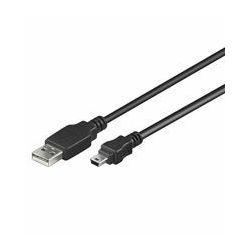 231 NaviaTec USB A to mini 5 p usb cable 1,8m