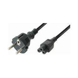 202 NaviaTec Schuko Plug - IEC 320 C5 Jack 2m