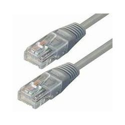 #271 NaviaTec cat5e UTP 0,25m grey