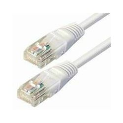 #273 NaviaTec cat5e UTP 0,25m white