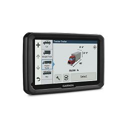 Navigacija GARMIN dezl 580 LMT-D Europe, life time Update,  bluetooth, 5