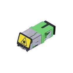 NFO Adapter SC APC SM Simplex, No ears