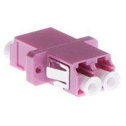 NFO Adapter LC UPC, MM, OM4, Duplex